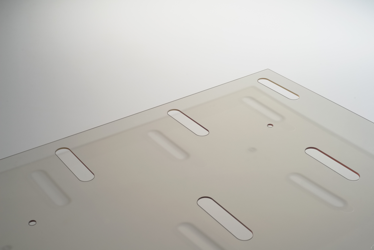 Transparent NEXTREMA® Glass Ceramic