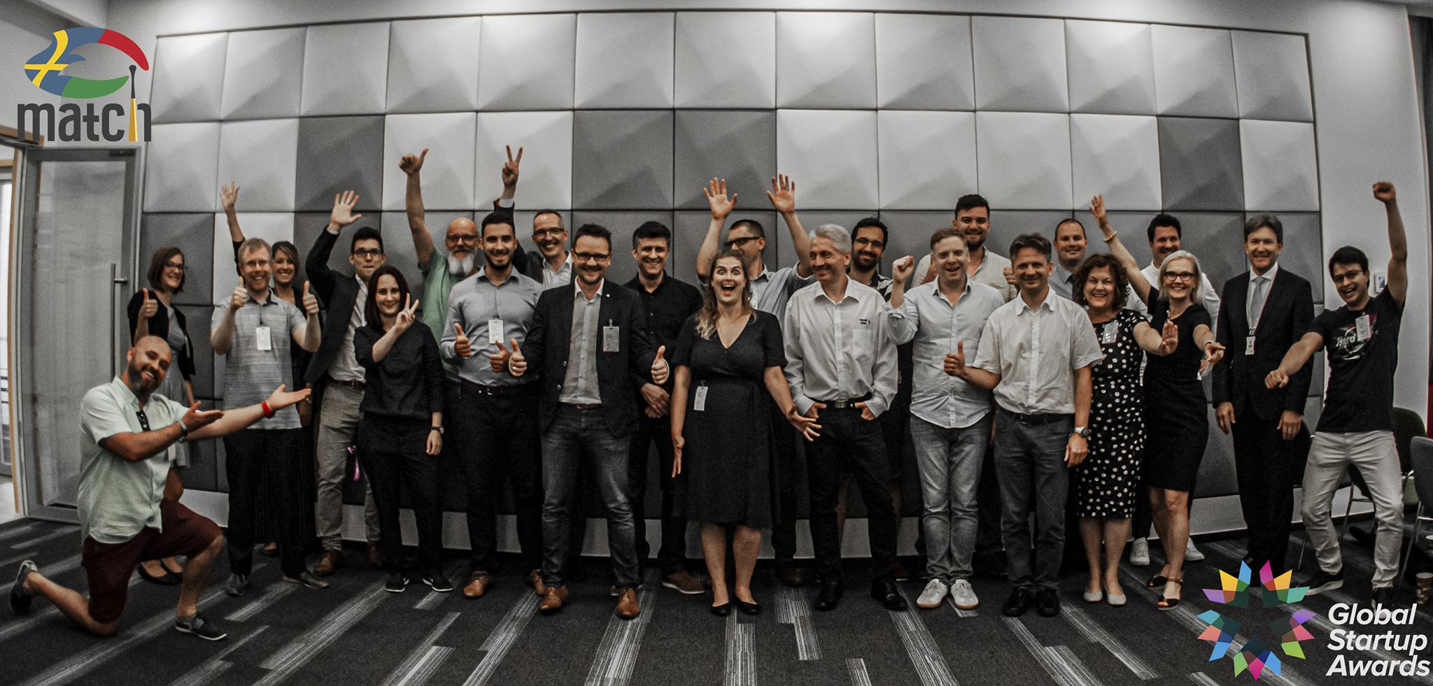Aeriu got invitation to MATCH Startup Program