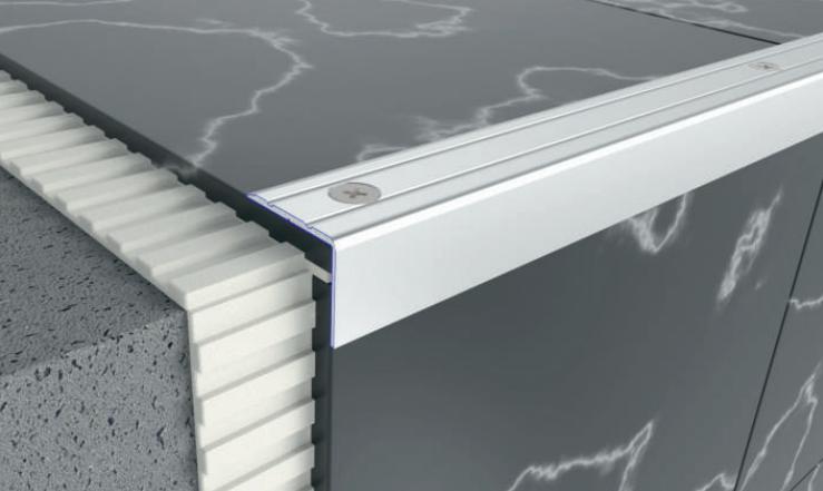 Aluminium Stair Nosing Profiles By Braz Line Matmatch