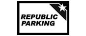 republic parking north west logo