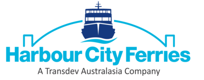 Habour City Ferries logo
