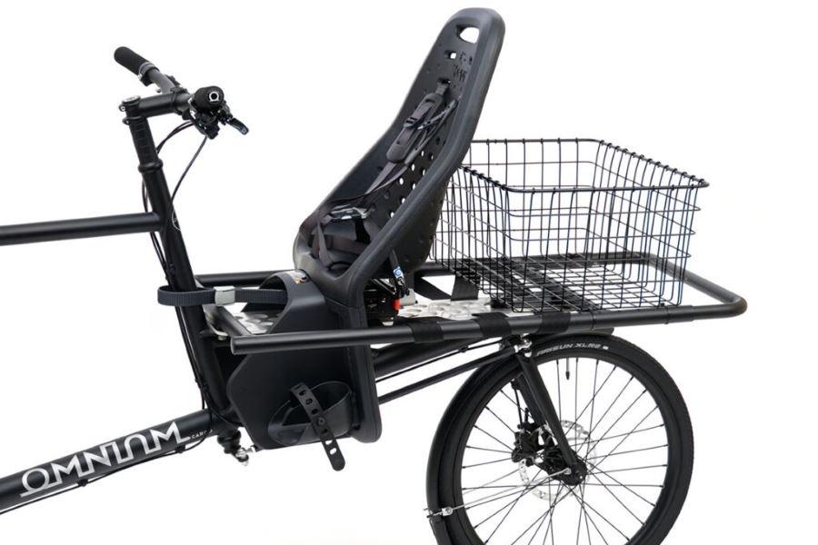 Zubehör Kindersitz Thule Yepp Maxi - Source: omniumcargo.dk
