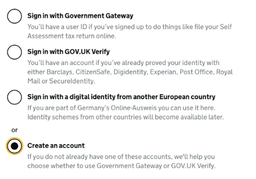personal tax account - step 1 - prove identity.png