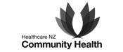 healthcare nz community health logo