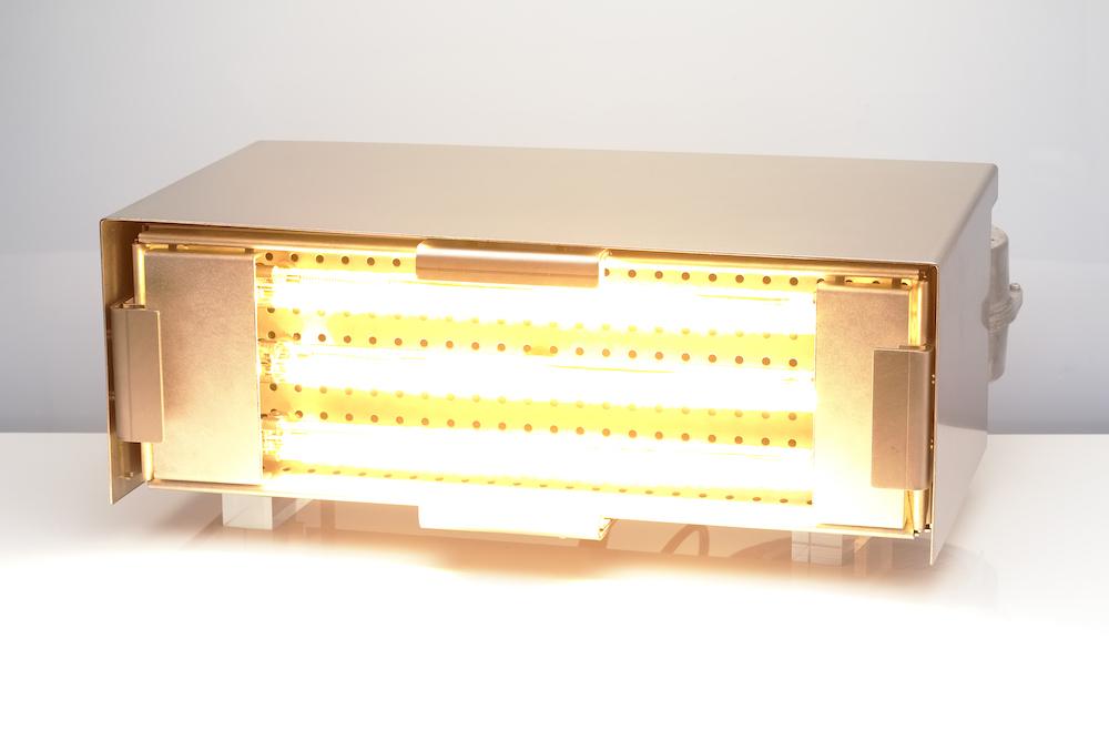 Infrared heater with NEXTREMA