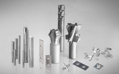 Carbide parts for wood and stone working