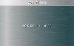 Image of Al 99.0 / DD11 (10-90).