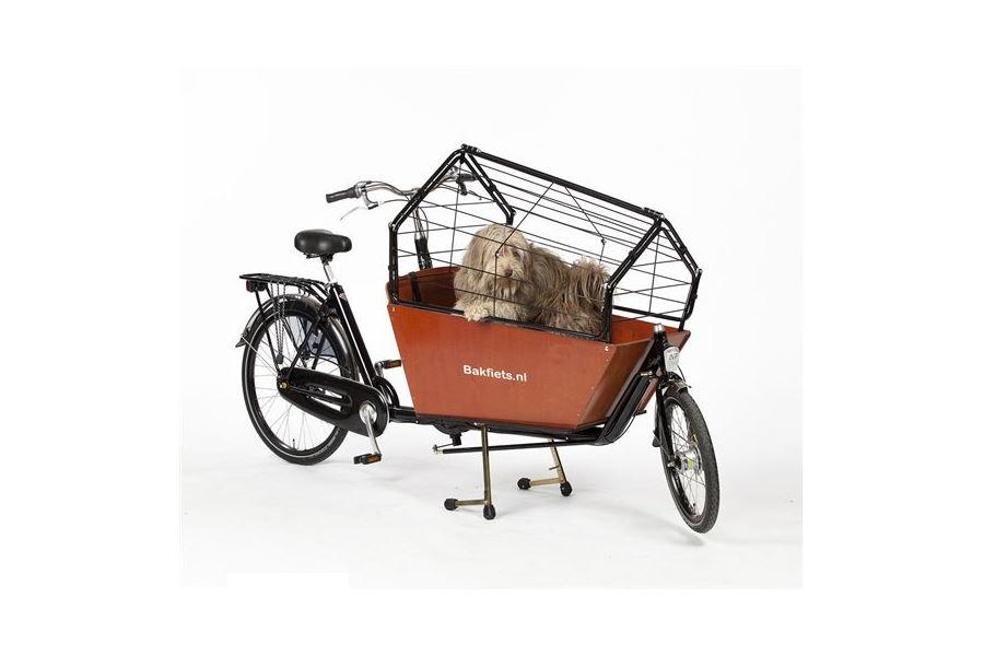 Hundegitter - Quelle: bakfiets.nl