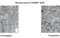UGIMA 4005 Microstructure