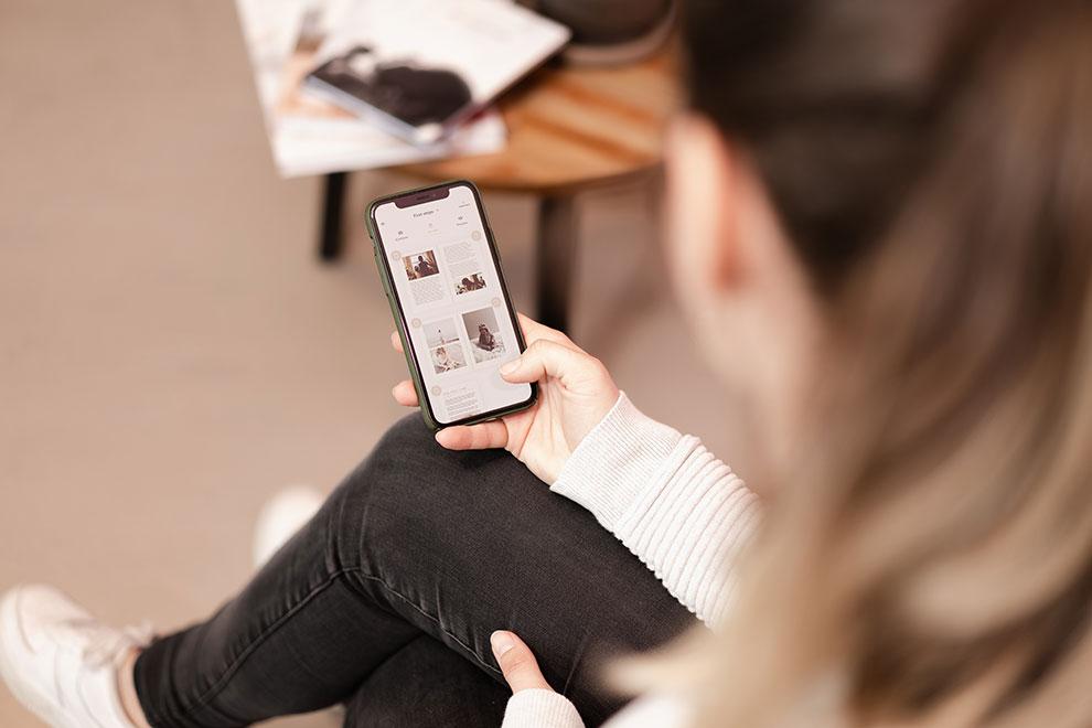 Altijd en overal je dagboek bijhouden via de Baby Diaries mobiele app