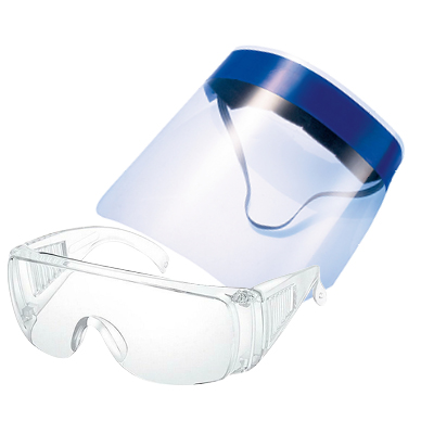 Goggles and Face Shields