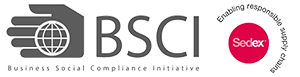 Sedex BSCI logo
