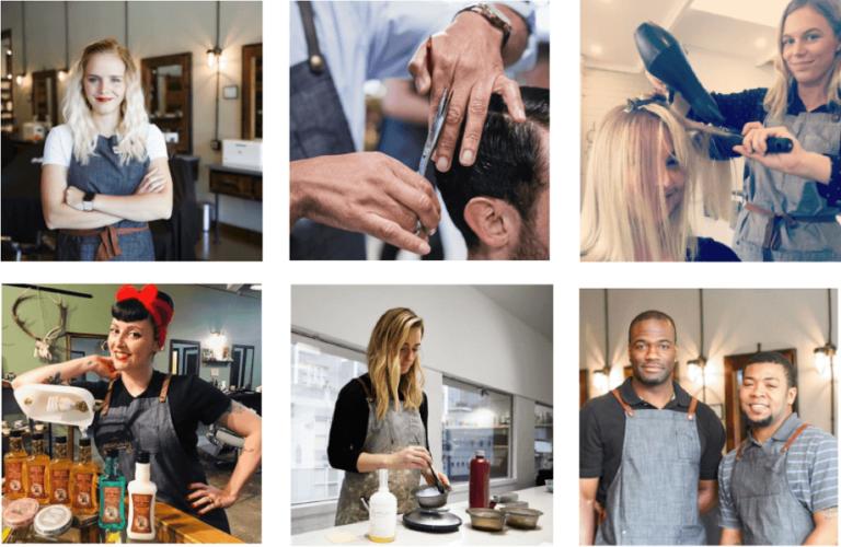 Hairdresser Aprons