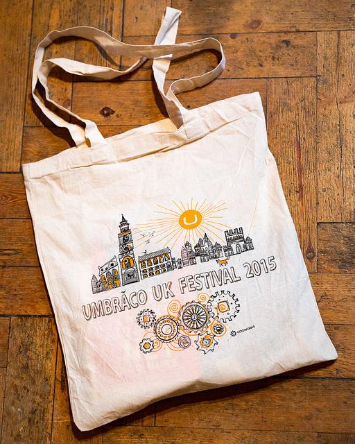Umbraco UK Festival design 2015