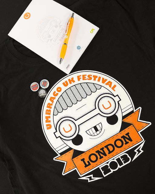 Umbraco UK Festival design 2013