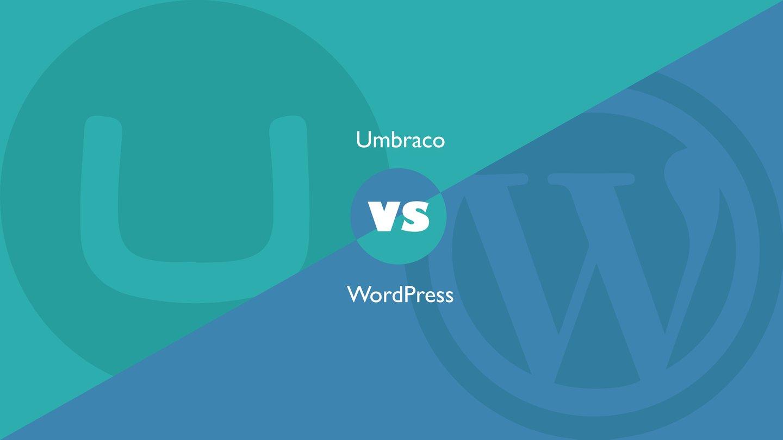 Umbraco v Wordpress