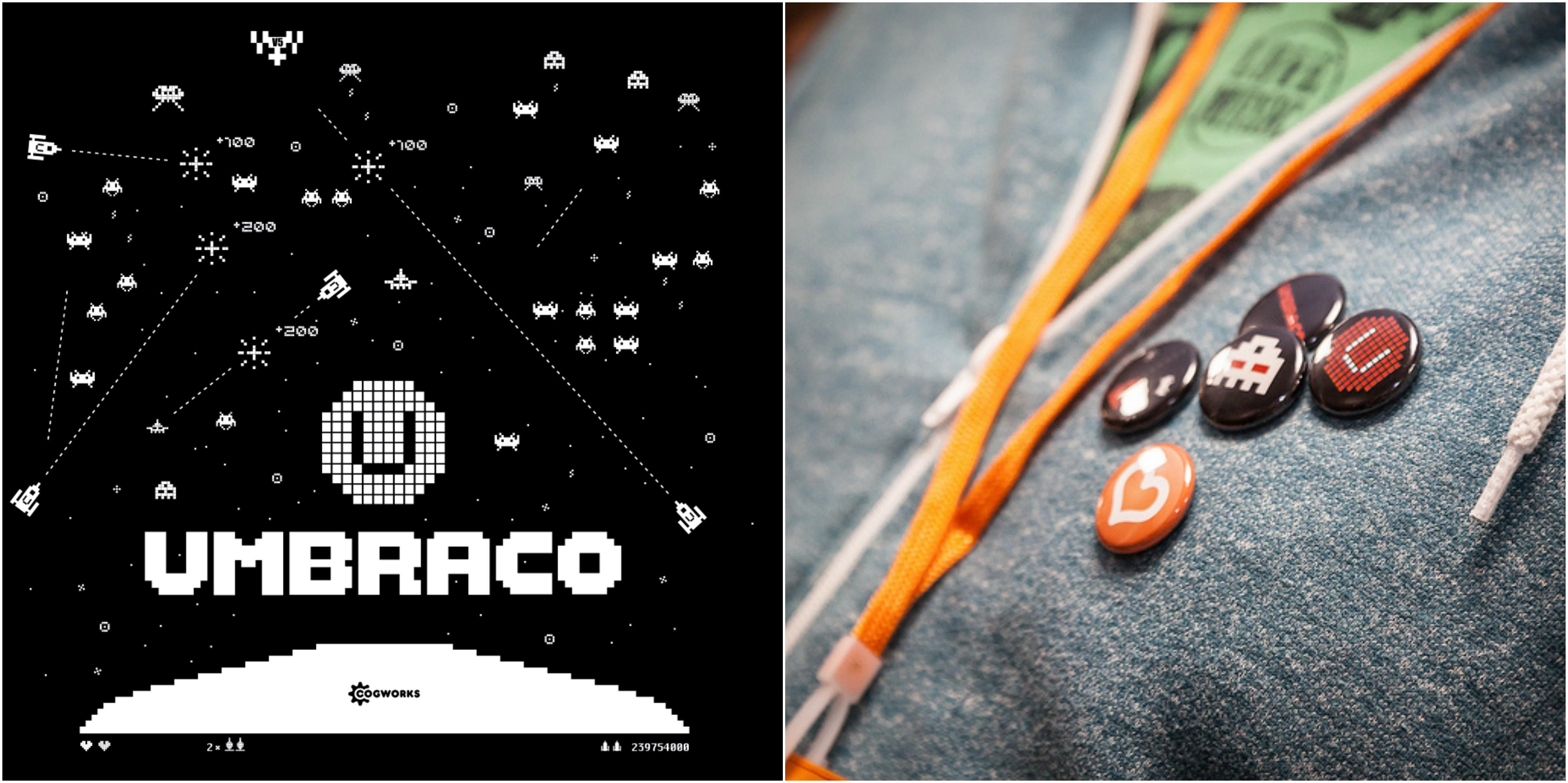 Umbraco UK Festival design 2012