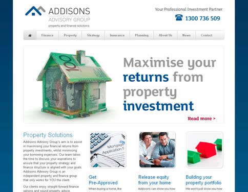 Our work with Addisons