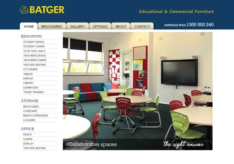 Our work with R.E. Batger