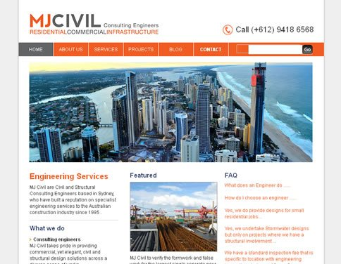 Our work with MJ Civil