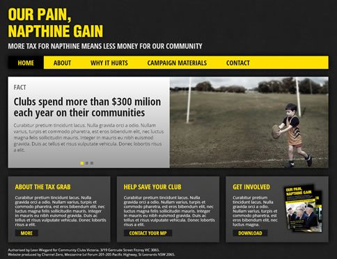 Our work with Clubs Victoria
