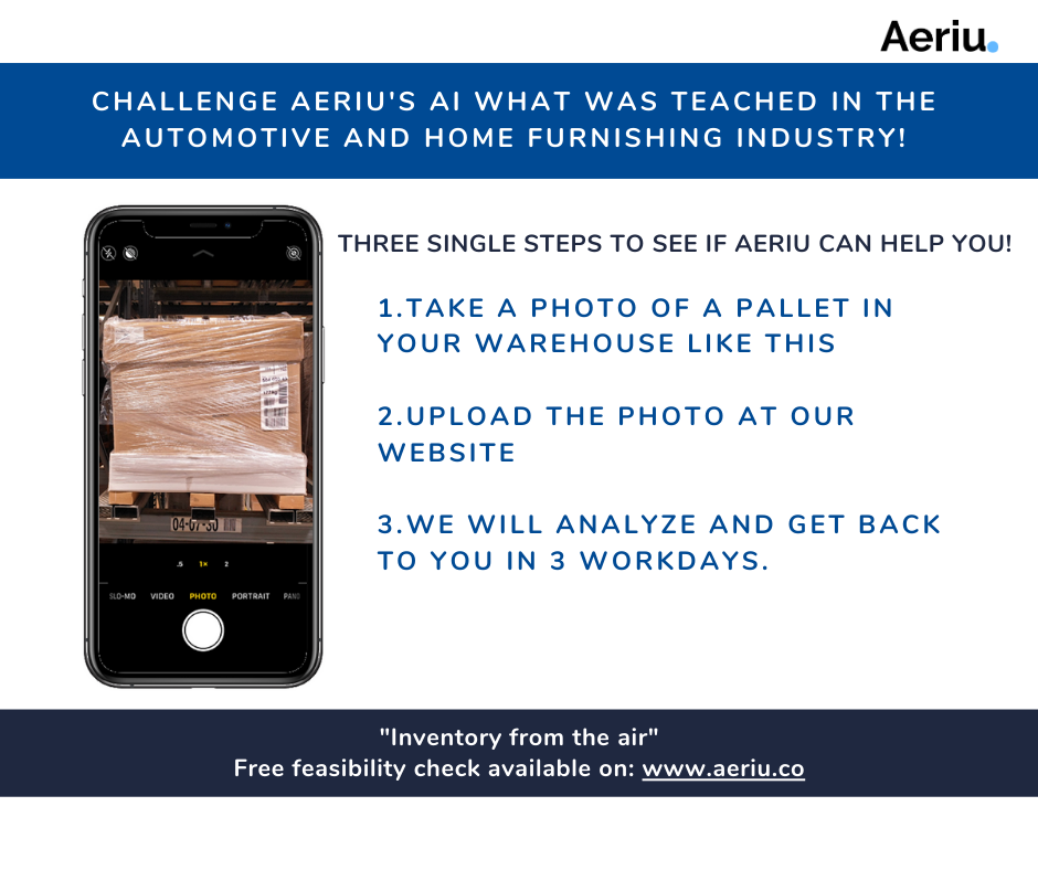 Aeriu seeks to provide fast, remote help to companies with a free feasibility survey during the coronavirus!
