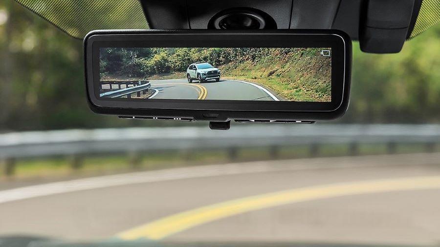 Toyota RAV4 Digital Rear-View Mirror