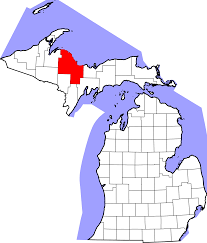 Image result for Marquette mi map
