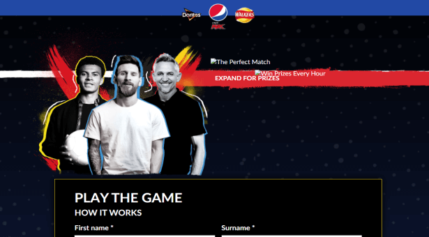 Pepsi Perfect Match