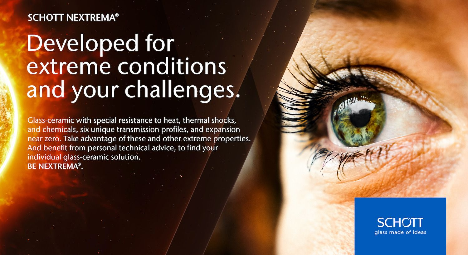 NEXTREMA - developed for extreme conditions