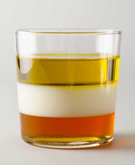 density-of-milk-baby-oil-separation