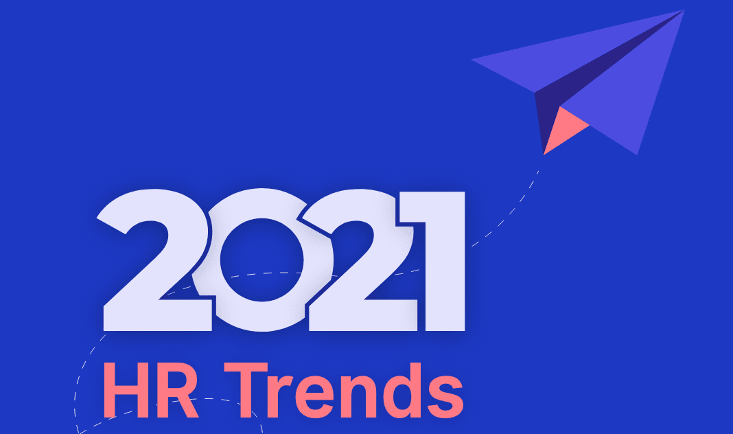 2021 HR Trends to Shape the Future