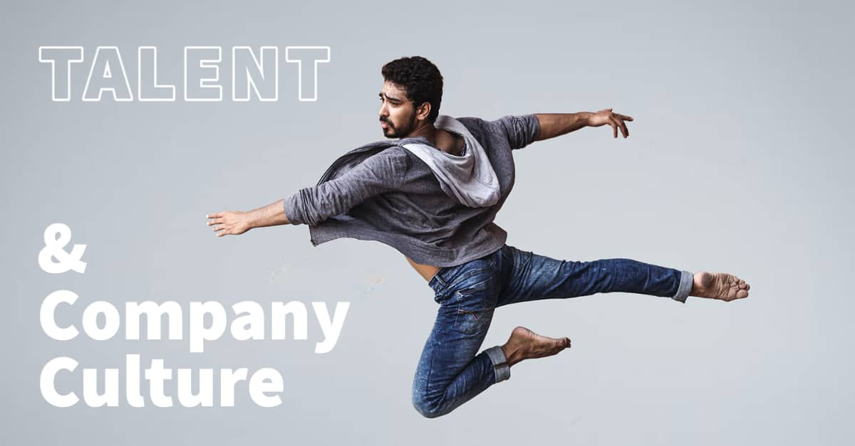 Company Culture in Finding the Right Talent