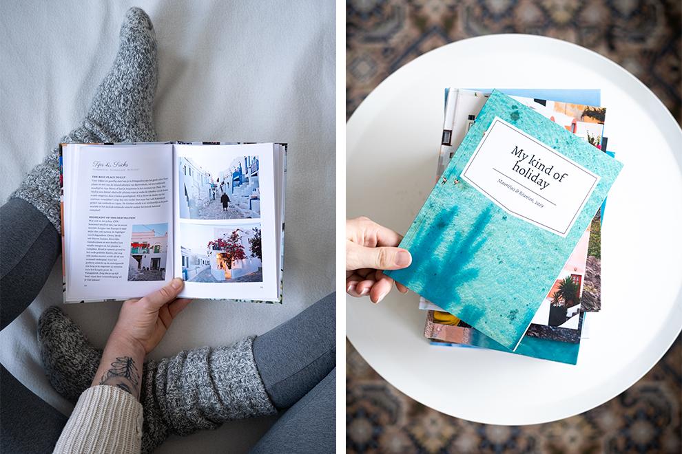 Geprinte en gepubliceerde reisdagboeken