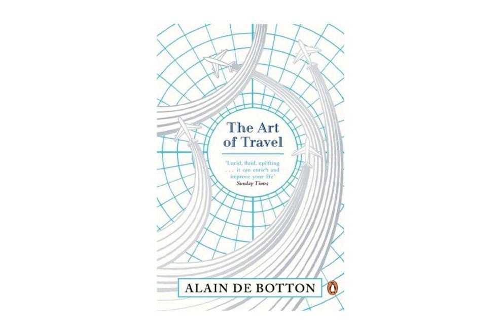 Boek voor reizigers: The Art of Travel