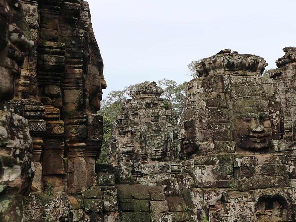 Tempel van de vrouwen: Banteay Srei