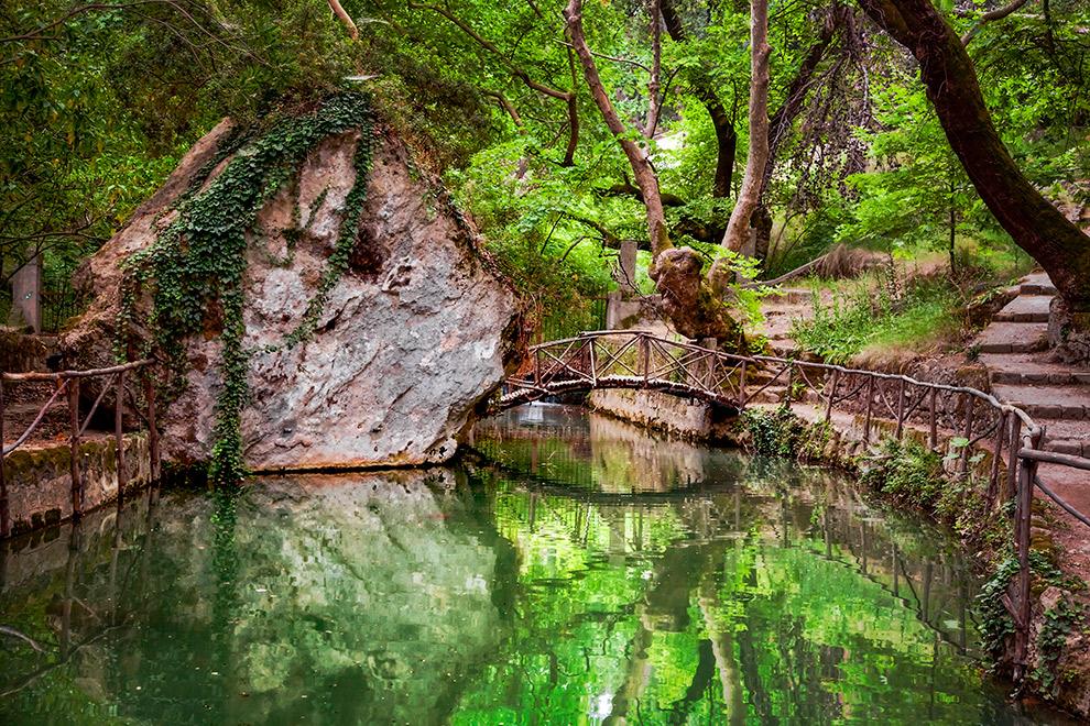 Verborgen plekjes in de natuur van Rhodos, Griekenland