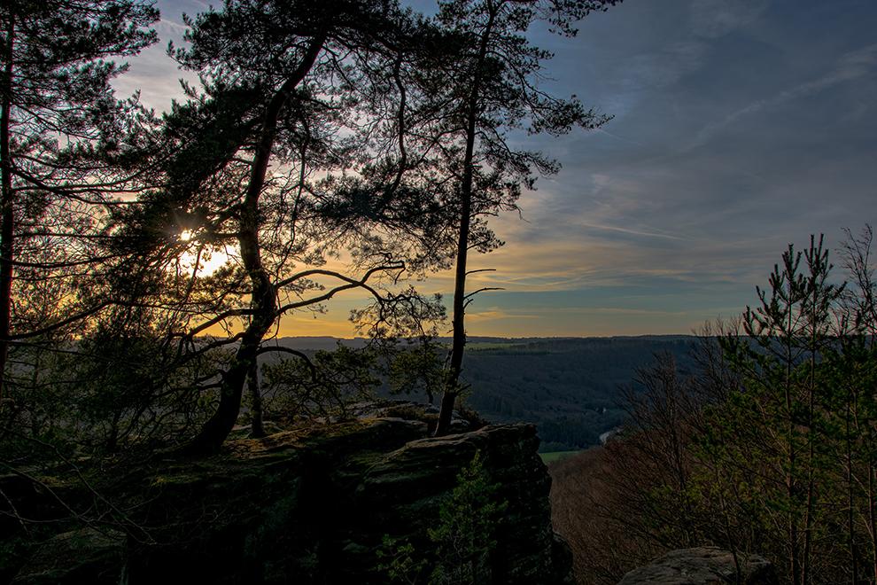 Ideale klimlocatie met indrukwekkend uitzicht in Luxemburg