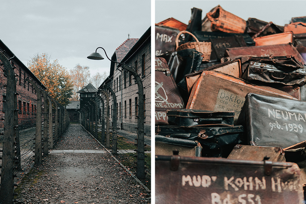 Concentratiekamp Auschwitz-Birkenau