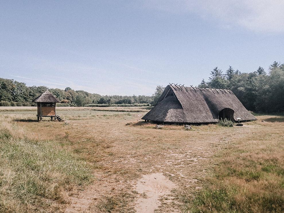 Typische historische boerderijen op de Veluwe