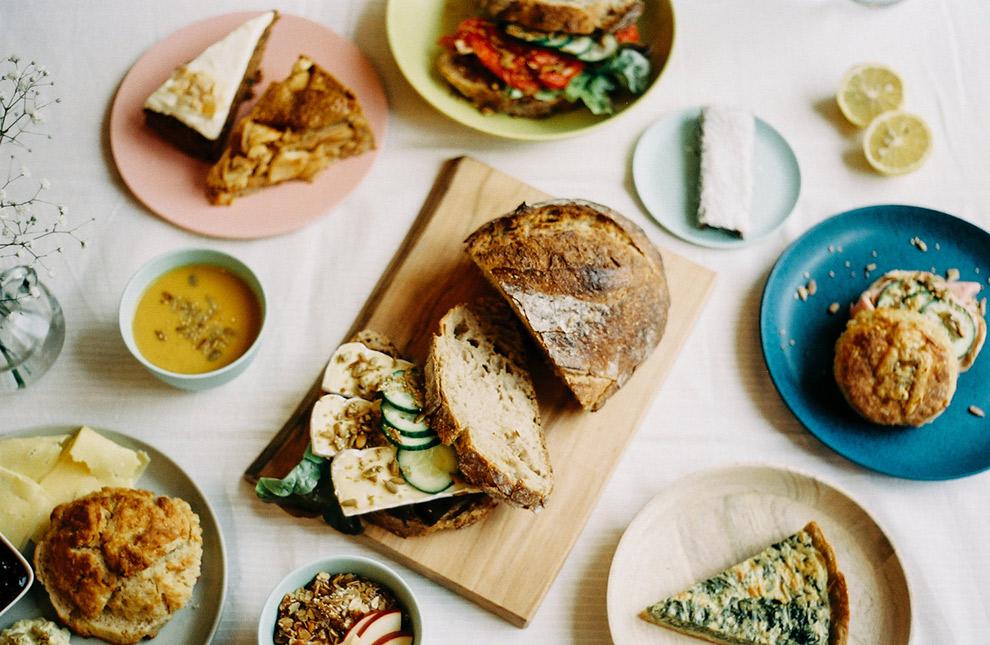 Lunchroom Keuken van KEEK met biologische ingrediënten