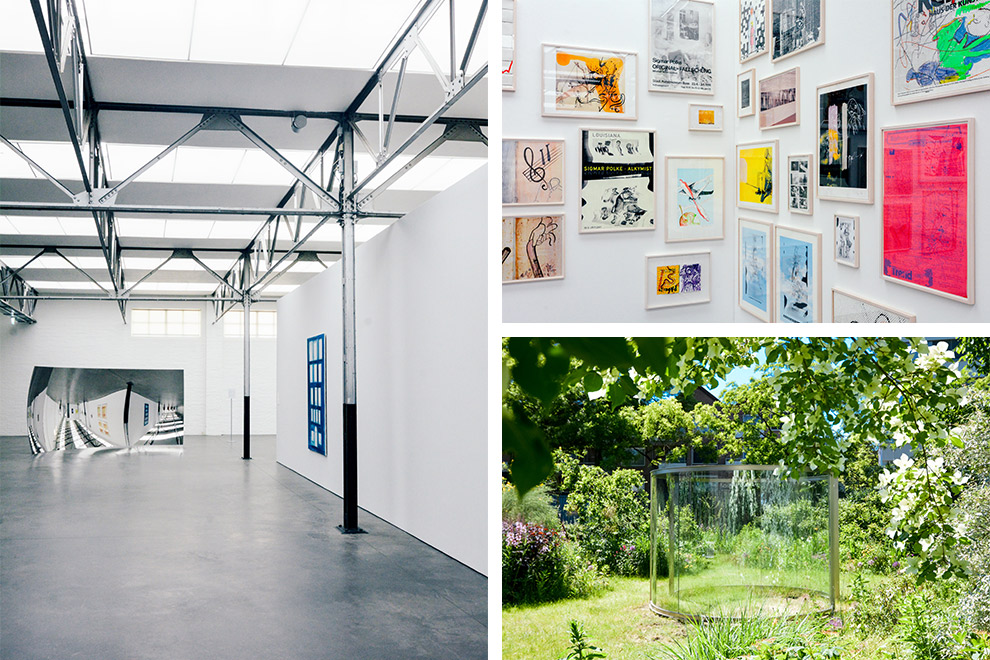 Kleurrijke hedendaagse kunst in Museum de Pont in Tilburg