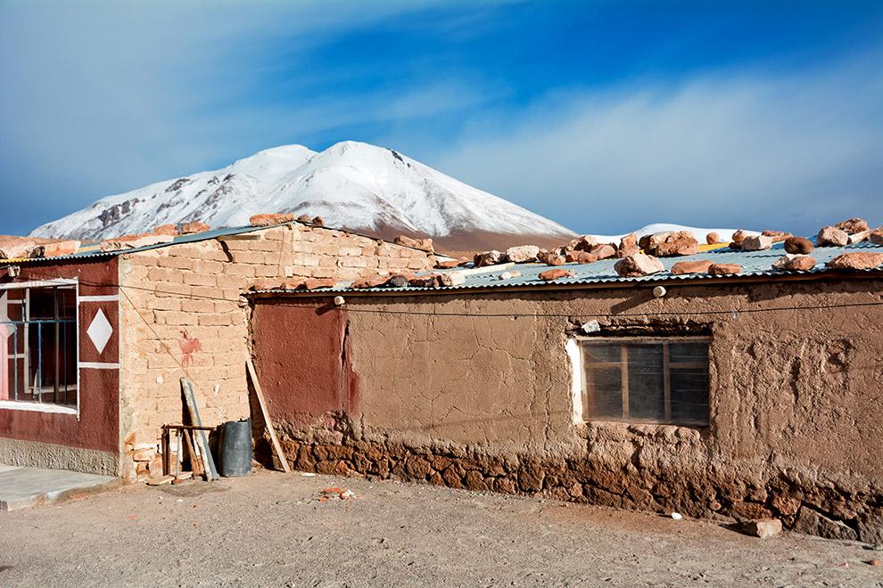 Een krakkemikkig hostel op grote hoogtes in Bolivia