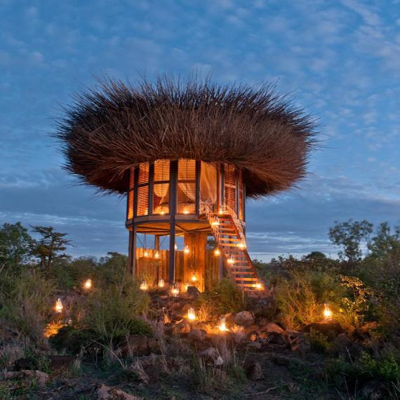 Ecolodges in Africa that'll make your jaw drop