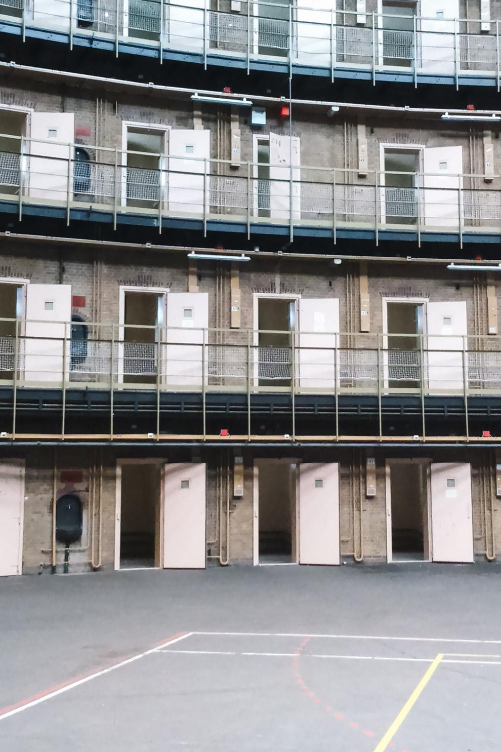 Koepelgevangenis in Haarlem