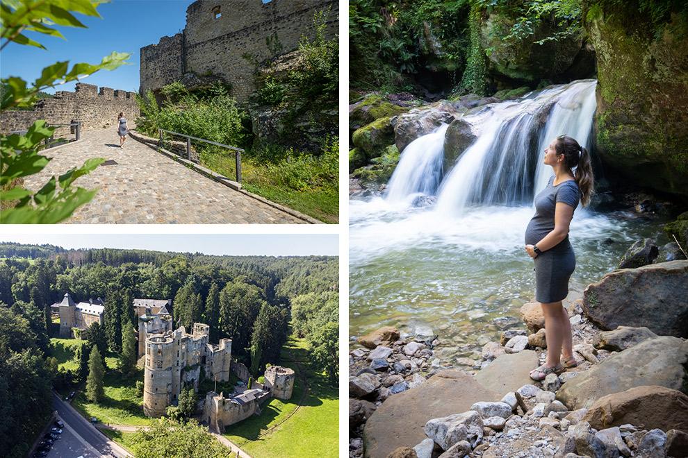 Wandelen tussen kastelen en door dorpjes in de Müllerthalregio