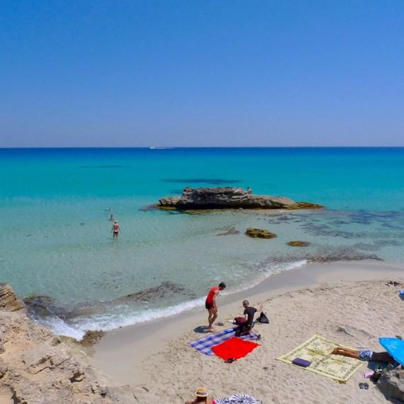 5x Most idyllic beaches of Formentera