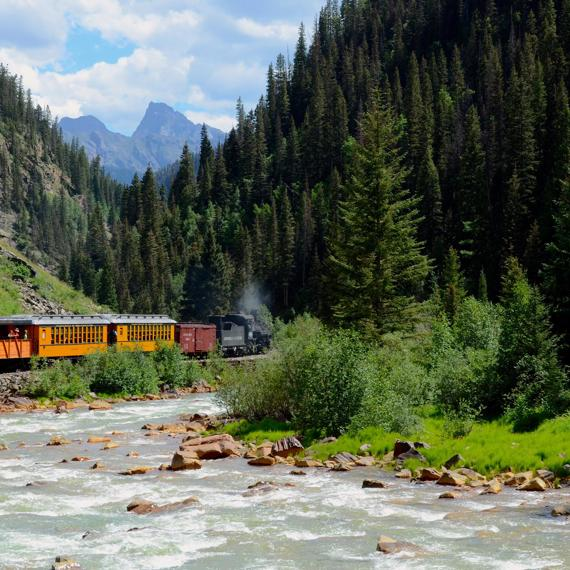 5x Train journeys to add to your bucket list