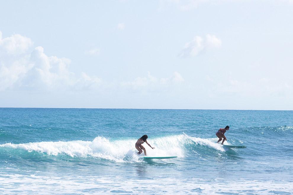 Surfen in de Dominicaanse Republiek