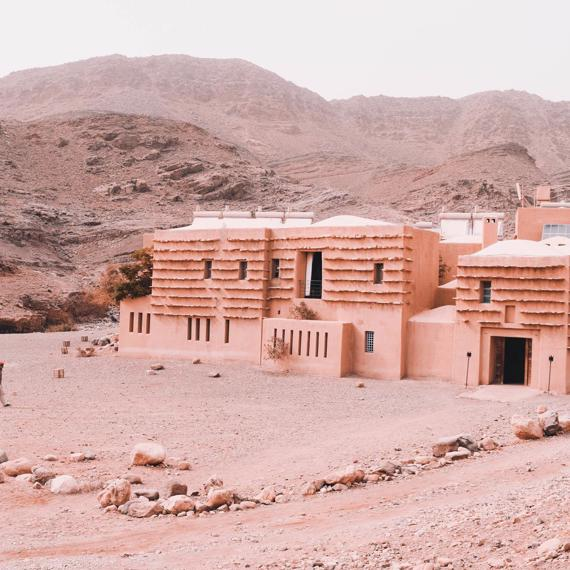 Jordan: Stargazing at the Feynan Ecolodge